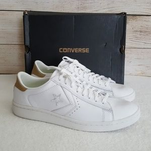 New Converse Leather Ox Sneakers